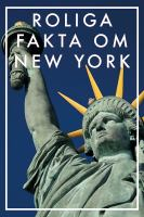 Roliga fakta om NEW YORK (Epub2)