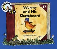Wurmy and his skateboard